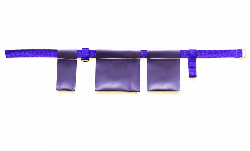 Utility Belt Purple