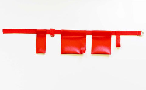 Utility Belt Red