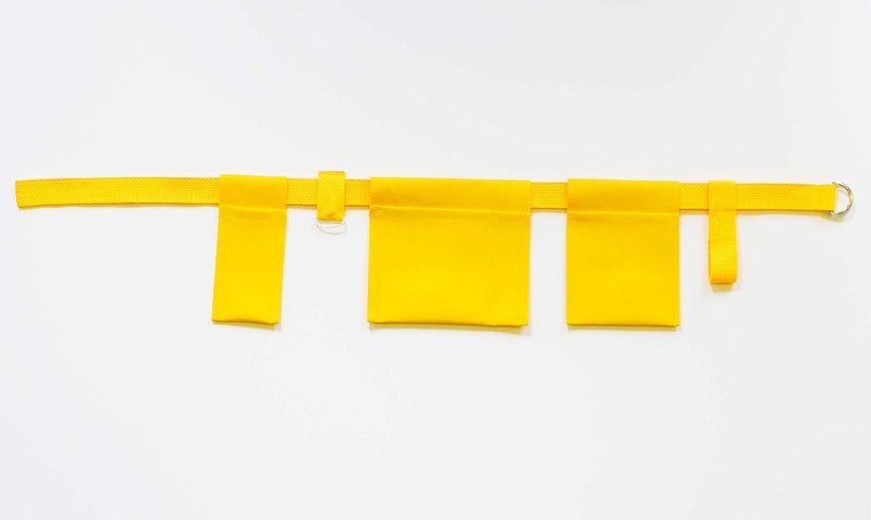 Utility Belt Yellow