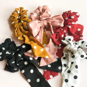 Scrunchies • YOU CHOOSE