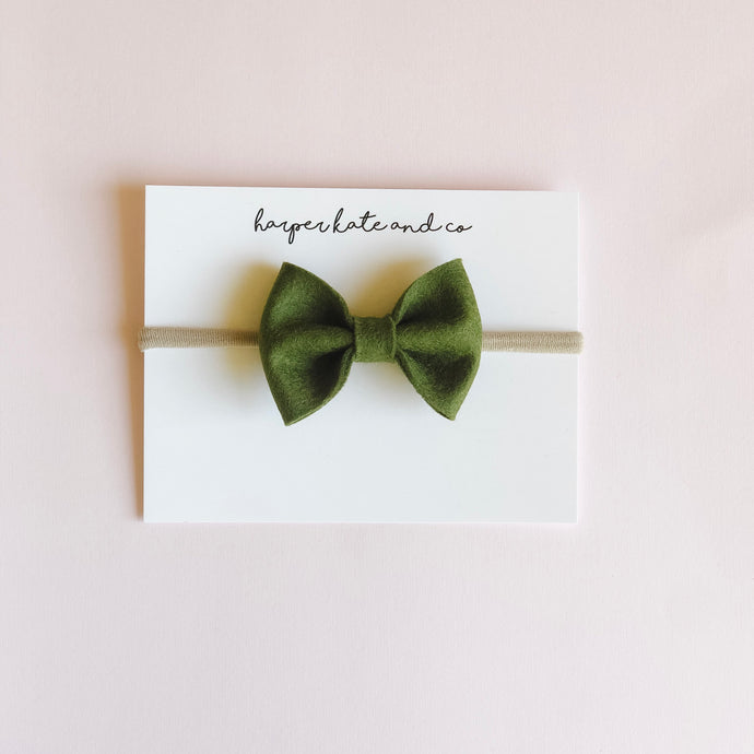 Olive Kate Bow