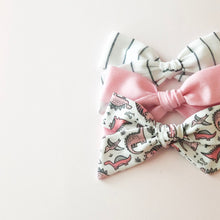 Dinosaur Bow Set