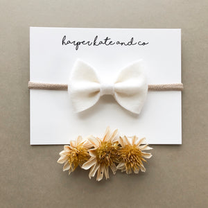 White Kate Bow