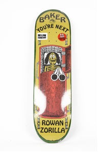 ROWAN ZORILLA YOU'RE NEXT DECK