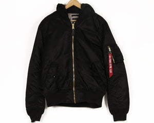 ALPHA INDUSTRIES MA-1 NATUS JACKET