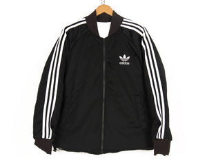 ADIDAS WOMAN'S REV PUFFER JACKET REVERSIBLE