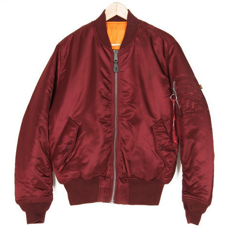 ALPHA INDUSTRIES MA-1 CORE JACKET