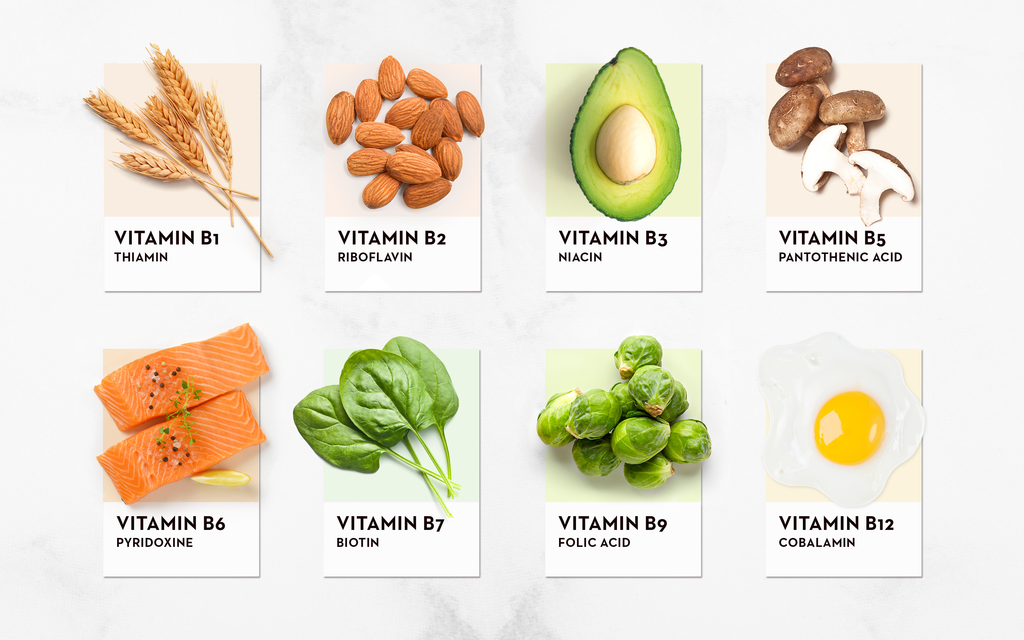 vitamin b for health