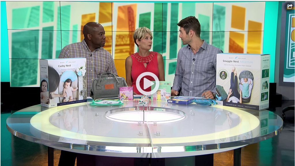 DynaTot Featured on River City Live Baby Shower Gifts TV Segment