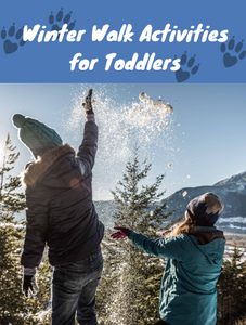 Winter Walk Activities for Toddlers