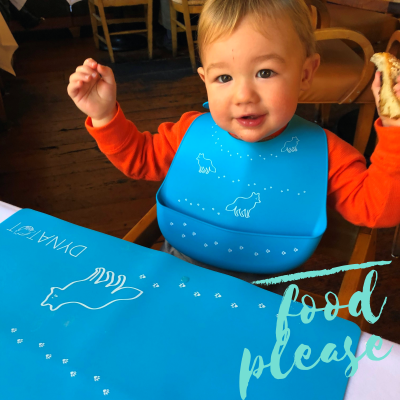 A Mom's Guide to Easy Meals Out With Baby!