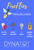 FireFlies - LED Stroller Lights