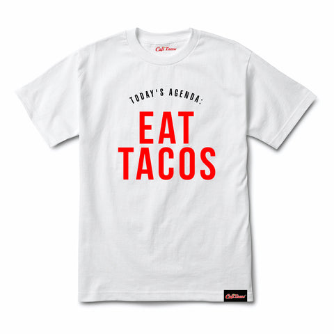 Today's Agenda: Eat Tacos