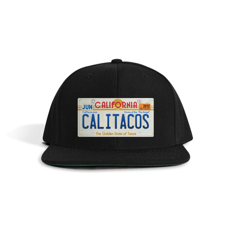 CALITACOS - License Plate Snapback