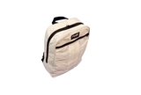 The Sail Backpack - Made from re-purposed white boat sails