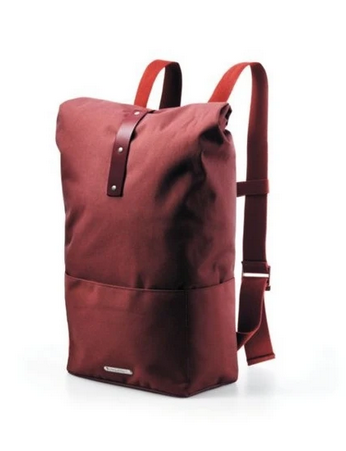 Brooks Hackney Backpack Red/Maroon