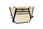 Made in Seattle- The Sail PIM Messenger bag - Made from re-purposed boat sails