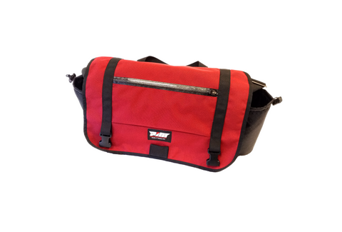 Made in Seattle- PIM Short Trip Messenger Bag