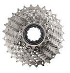 Shimano Deore M6000 CS-HG500 Cassette - 10 Speed, 11-32t, Silver