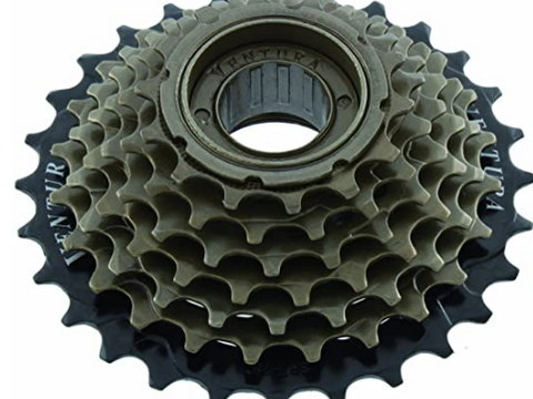 Ventura 5 and 6 speed 14-28 Teeth Freewheel
