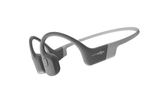 Aeropex Wireless Bone Conduction Headphones in Lunar Gray