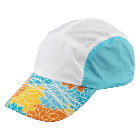 Flower Power Cycling Cap