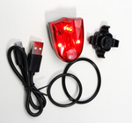 "Kasai ""Shield"" Rear Safety Light"