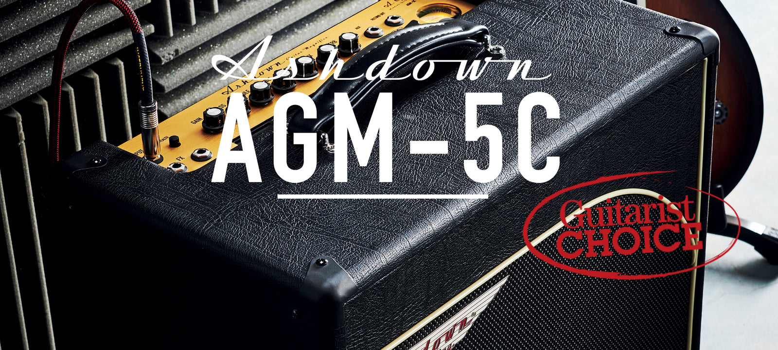 Ashdown AGM-5C Guitarist Choice Award