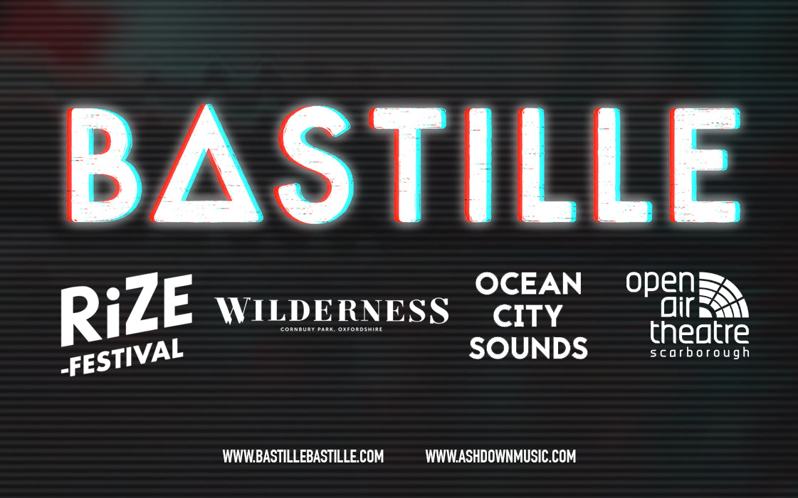 Bastille – New Album and Festivals for 2018