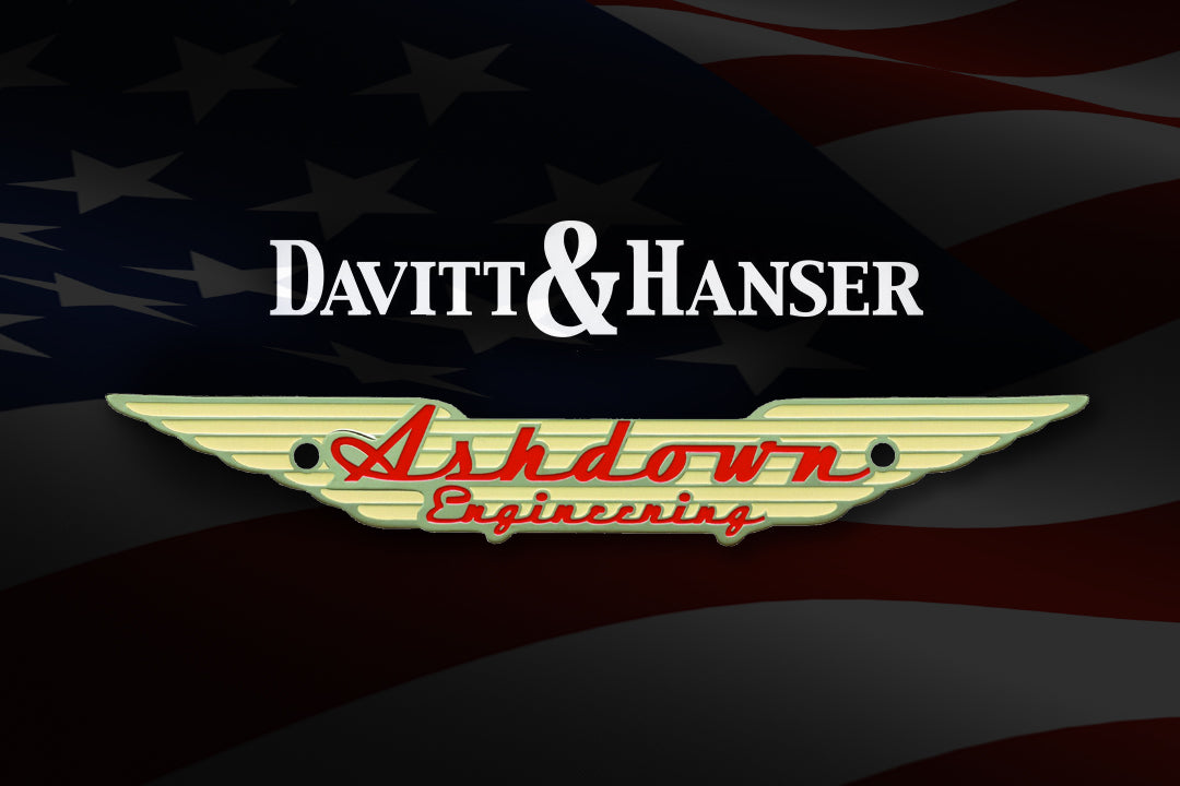 Ashdown Appoints Davitt & Hanser as Exclusive Distributor in the USA