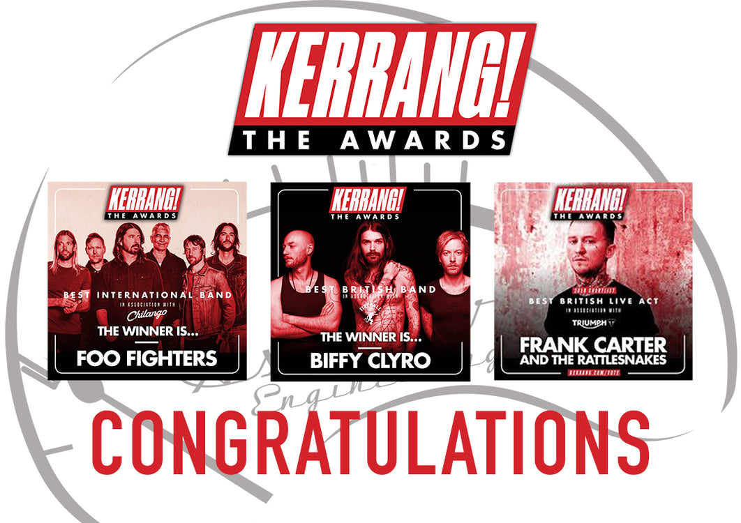 The Kerrang! Awards 2018