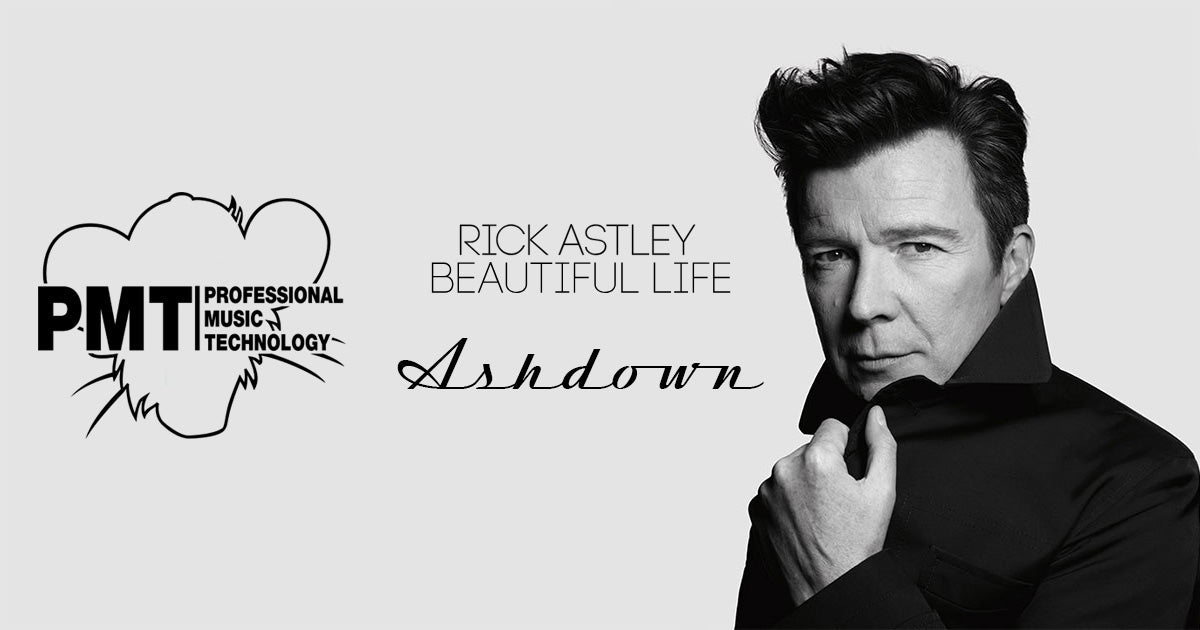 Meet Rick Astley at PMT Birmingham
