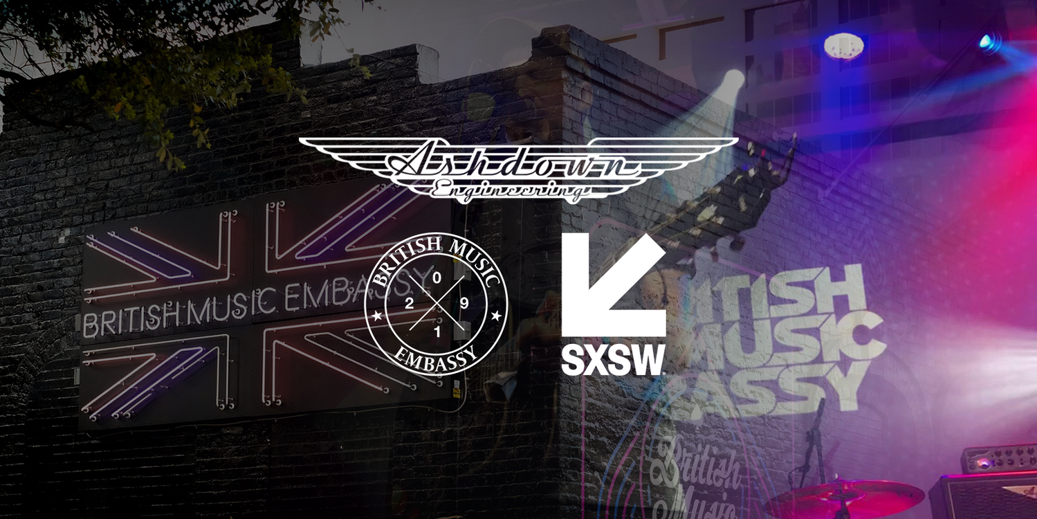 Ashdown at SXSW 2019