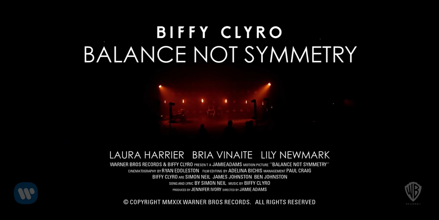 NEW Music from Biffy Clyro