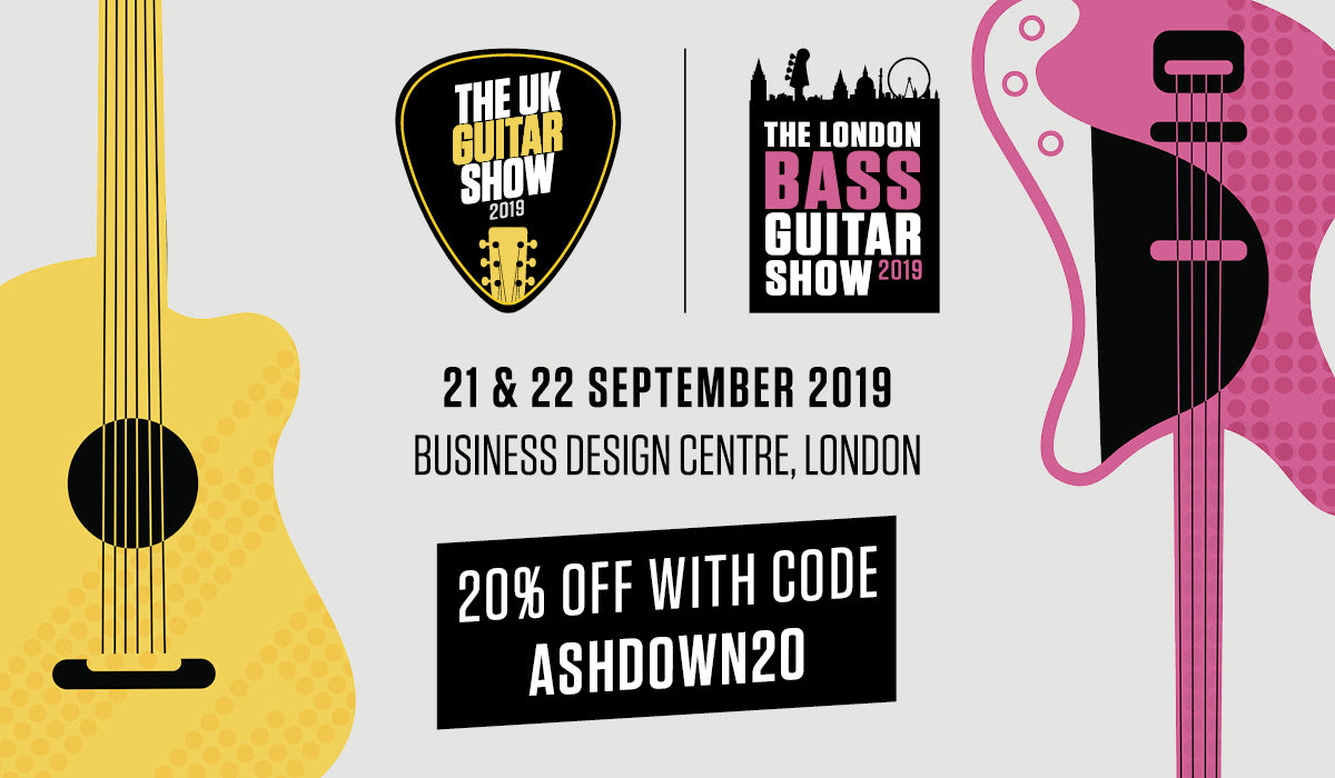 See us at the London Bass Guitar Show
