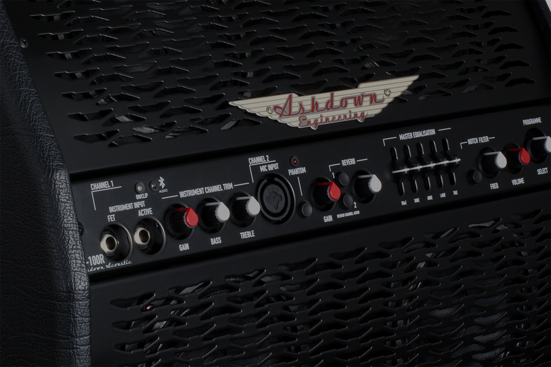 Ashdown Announces AA Range of Acoustic Amplifier Combos