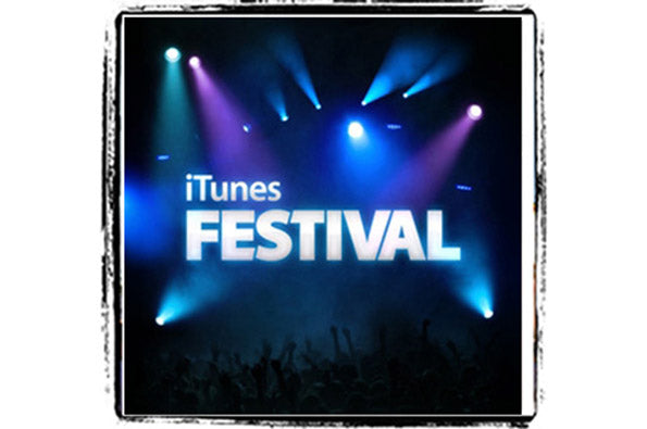 Biffy and Frightened Rabbit @ The iTunes Festival