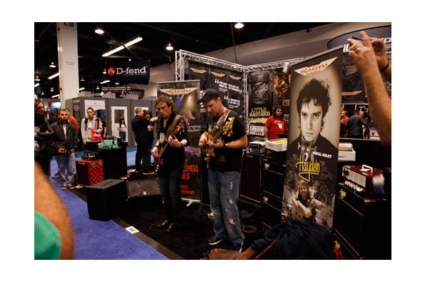 What a NAMM show