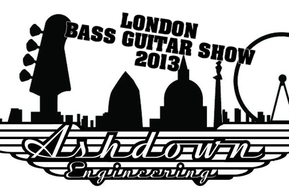 Ashdown will be on hand at this year's London Bass Guitar Show.