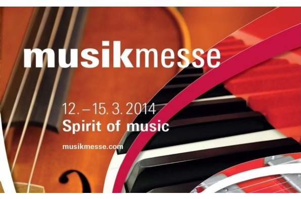 See us at Frankfurt MusikMesse 2014