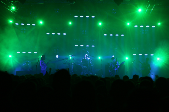 Biffy at Barrowlands