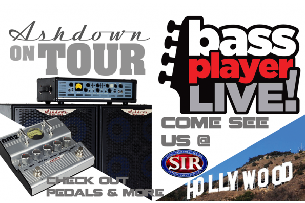 Come see us at Bass Player Live 2015