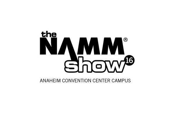 See us at NAMM 2016