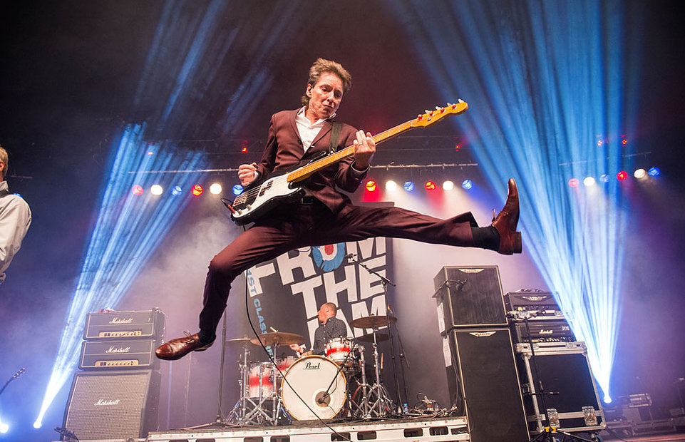 Bruce Foxton New Album and Tour