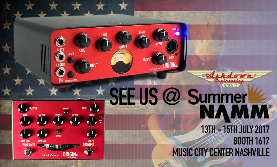 See us @ Summer NAMM…