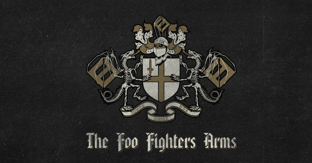 Foo Fighters London Show Album Release Pop Up Pub Ashdown