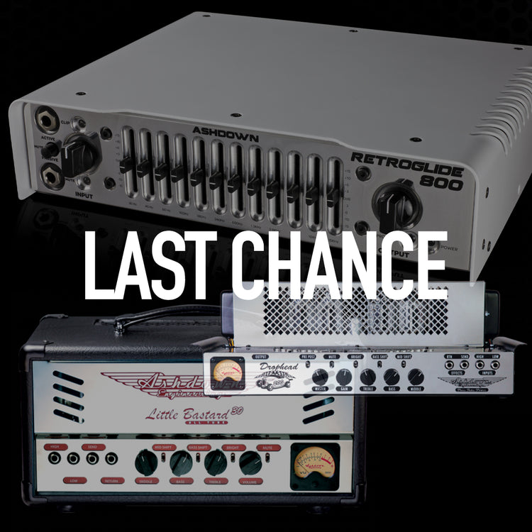 Last Chance Lockdown Clear-out…