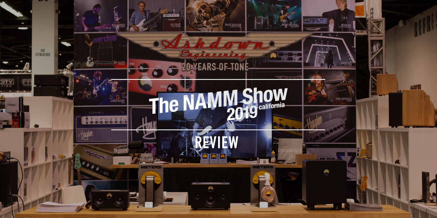NAMM 2019 Review