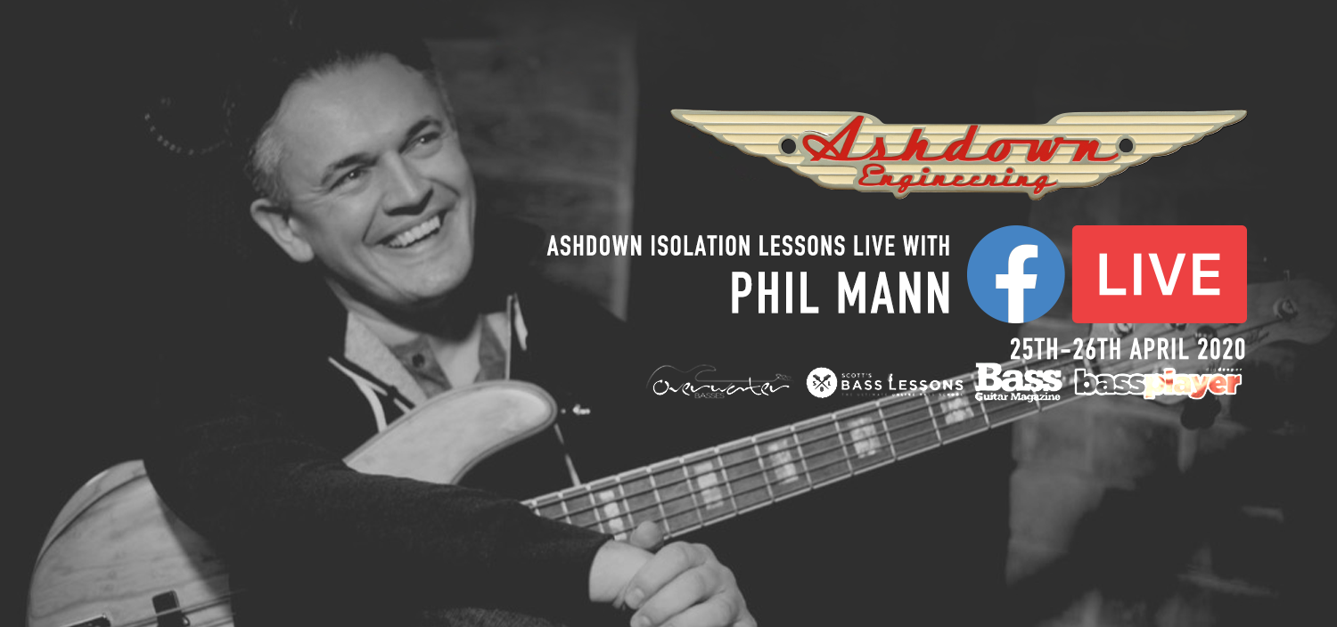 Phil Mann Isolation Lessons