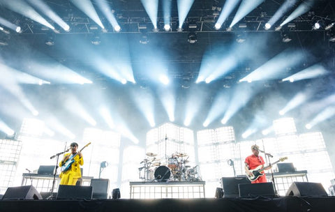 Biffy Clyro perform at Isle of Wight Festival 2019. (Credit: Rob Ball/WireImage)